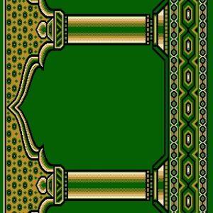 Tabriz Mosque Runner