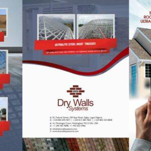 Shingles roof brochure